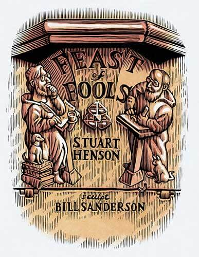 Feast of Fools cover illustration